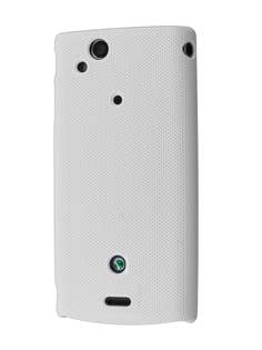 Sony Ericsson XPERIA Arc/Arc S Dream Mesh Case - White