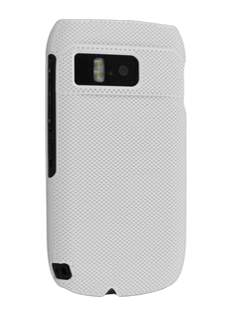 Dream Mesh Case for Nokia E6 - Infinity White Hard Case