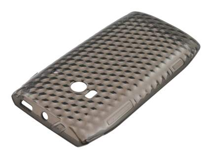 Nokia X7 TPU Gel Case - Diamond Grey
