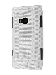 Dream Mesh Case for Nokia X7 - Infinity White Hard Case