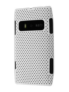 Nokia X7 Dream Mesh Case - Pearl White