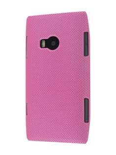 Dream Mesh Case for Nokia X7 - Baby Pink Hard Case