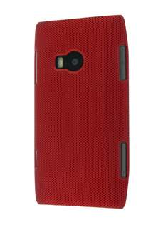 Dream Mesh Case for Nokia X7 - Burgundy Red Hard Case