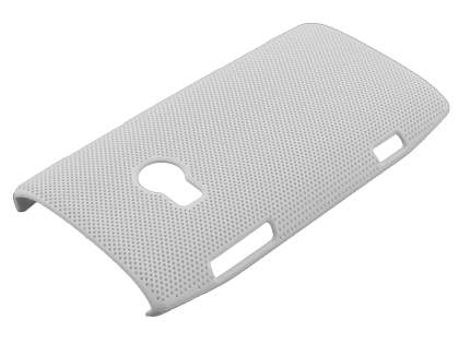 Nokia X7 Dream Mesh Case - Infinity White