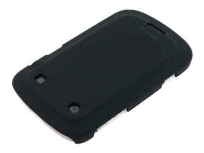 ROCK Nakedshell Case for BlackBerry Bold 9900 - Classic Black