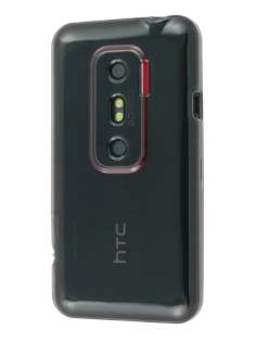 HTC EVO 3D TPU Gel Case - Grey