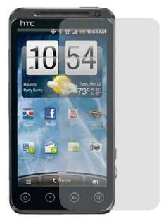 HTC EVO 3D Anti-Glare Screen Protector