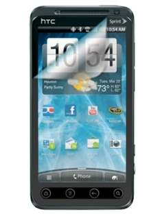 HTC EVO 3D Ultraclear Screen Protector