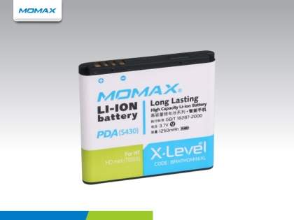 MOMAX X-Level PDA Battery for HTC Aria - Battery