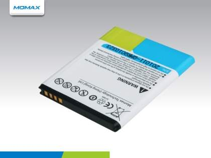 MOMAX X-Level PDA Battery for HTC HD7/ Wildfire S