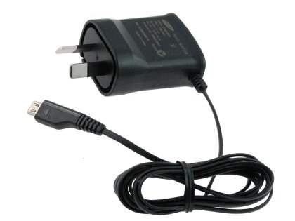 Genuine Samsung Micro USB Charger - AC Wall Charger