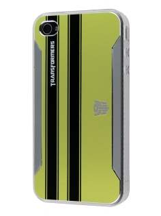 Transformers Case for iPhone 4 only - Apple Green