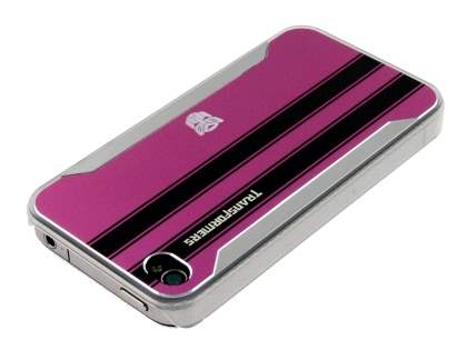 Transformers Case for iPhone 4 only - Hot Pink