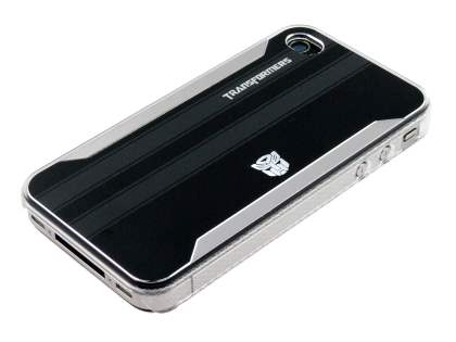 Transformers Case for iPhone 4 only - Soul Black