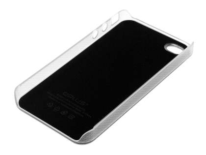 Transformers Print Case for iPhone 4 only - Satin Silver