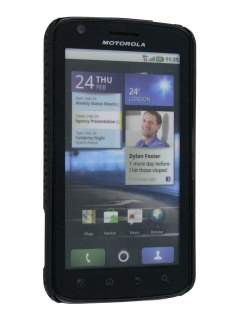 Slim Mesh Case for Motorola ATRIX 4G MB860 - Black