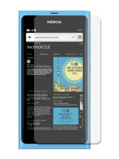 Ultraclear Screen Protector for Nokia N9