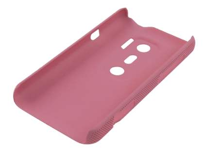 HTC EVO 3D Micro Mesh Case - Baby Pink