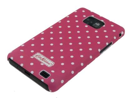 Vintage Inspired Lacquered Shell Case for Samsung I9100 Galaxy S2