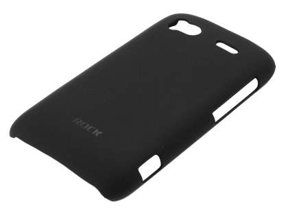 ROCK Nakedshell Case for HTC Sensation - Classic Black