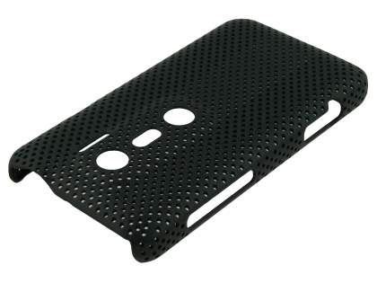 HTC EVO 3D Slim Mesh Case - Black