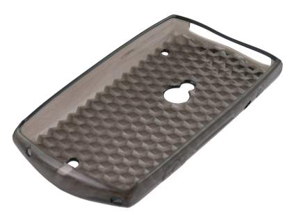 TPU Gel Case for Sony Ericsson Xperia neo - Diamond Grey