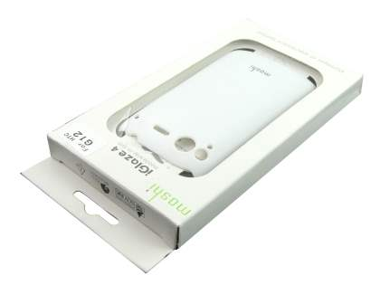 Moshi HTC Desire S iGlaze 4 Ultra Thin Case - White