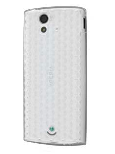 Sony Ericsson  Xperia Ray TPU Gel Case - Diamond Clear