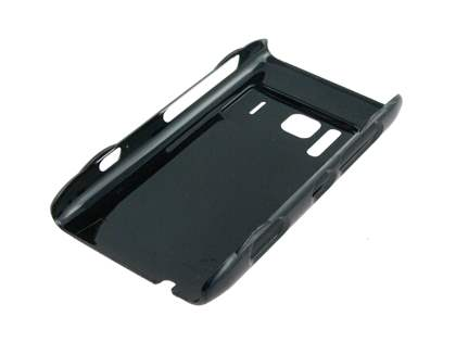 Brushed Aluminium Case plus Screen Protector for Nokia N8 - Silver