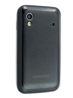 Samsung Galaxy Ace S5830 Dual-Design Case - Black/Grey