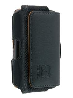 HTC Wildfire S Synthetic Leather Belt Pouch (Naked Phone Only)