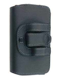 Nokia N9 Synthetic Leather Belt Pouch (Naked Phone Only) - Belt Pouch
