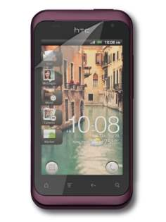 HTC Rhyme Ultraclear Screen Protector