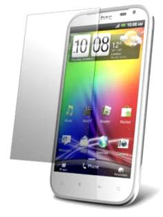 Ultraclear Screen Protector for HTC Sensation XL