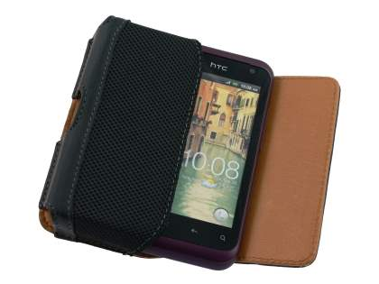 HTC Rhyme Synthetic Leather Belt Pouch