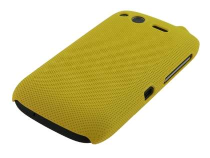 HTC Desire S Dream Mesh Case - Canary Yellow