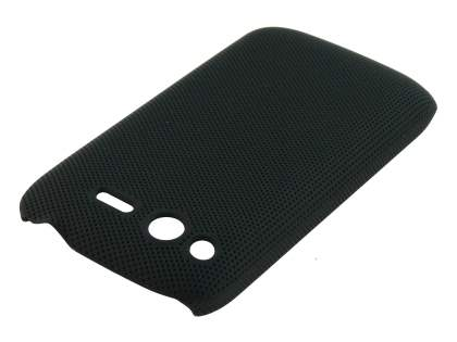 Dream Mesh Case for HTC Desire S - Classic Black