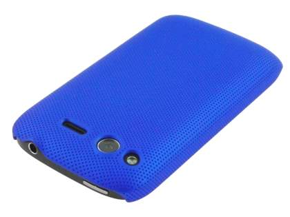 Dream Mesh Case for HTC Desire S - Navy Blue