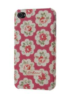 Vintage Inspired Lacquered Shell Case for iPhone 4S/4