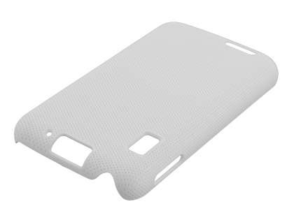 Dream Mesh Case for Motorola ATRIX 4G - Pearl White