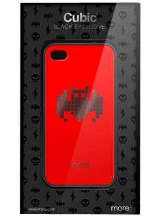 more. Cubic Black Exclusive for iPhone 4S/4