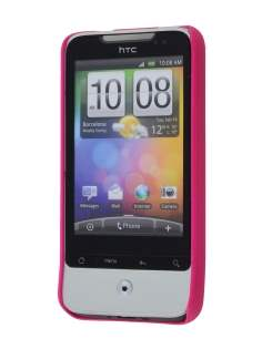 Micro Mesh Case for HTC Legend - Hot Pink