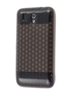 TPU Gel Case for HTC Legend - Diamond Grey Soft Cover