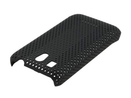 HTC Legend Slim Mesh Case - Classic Black
