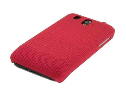 HTC Legend Micro Mesh Case - Red