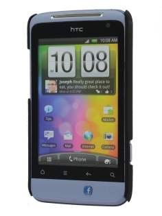 Ultra Slim Case for HTC Salsa - Classic Black