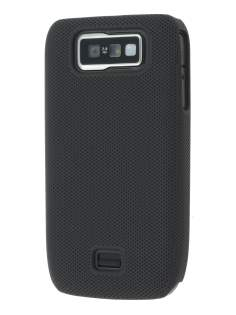 Dream Mesh Case for Nokia E63 - Night Black Hard Case