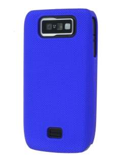 Dream Mesh Case for Nokia E63 - Navy Blue Hard Case