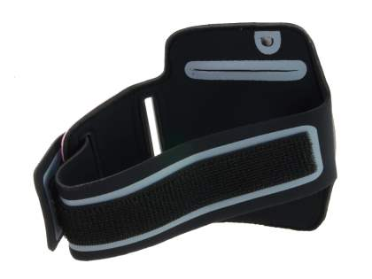 Universal Sports Arm Band for iPhone 4S/4 - Classic Black