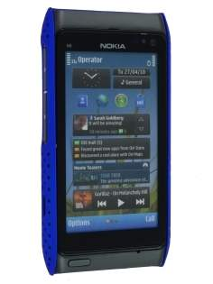 Nokia N8 Mesh Back in-Case - Blue